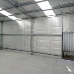 Aircell wall insulation - Anticon roof insulation with mesh