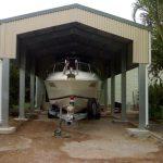 Boat Carport